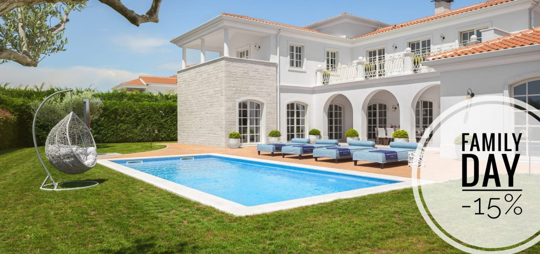 A Celebration of Family  with Villas Borghetto